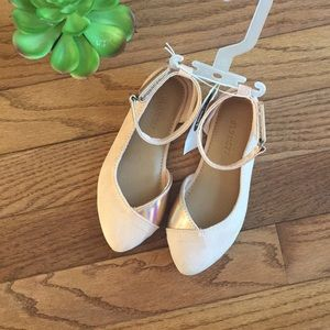Old Navy Ballet Pointed Flats - Toddler Size 8